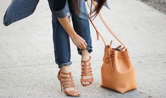 3 kiểu túi xách đẹp dành cho mùa du lịch