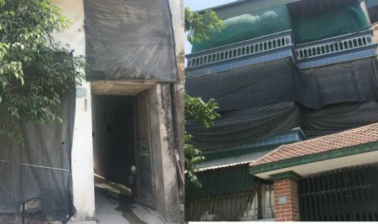 Xe tải lộng hành, người dân đường Khuyến Lương (Hoàng Mai, Hà Nội) kêu cứu