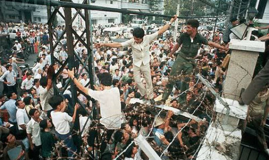 Chiến dịch di tản của người Mỹ khỏi Sài Gòn (Kỳ cuối): 'Chiến dịch Gió Lớn'