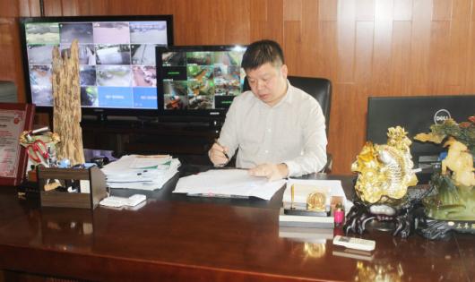 Câu chuyện khởi nghiệp của ông chủ Công ty tập đoàn Hoành Sơn