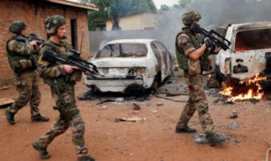 """Cộng hòa Trung Phi trong """"cơn lốc"""" bạo lực"""