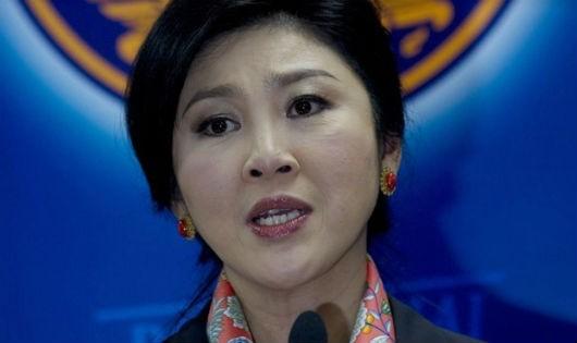 Cựu Thủ tướng Thái Lan Yingluch Shinawatra.