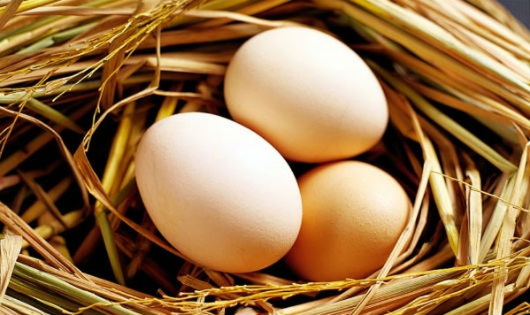 Món ngon giúp trị bệnh từ trứng gà