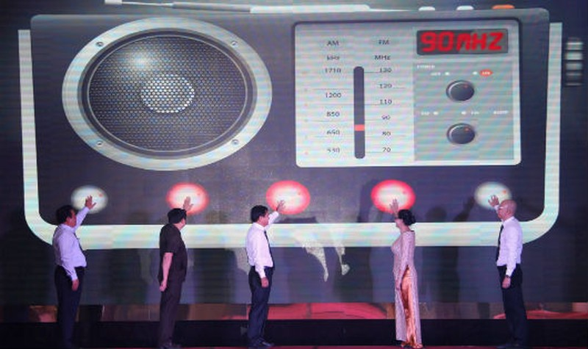 VOV giao thông chính thức phát sóng kênh Mekong FM