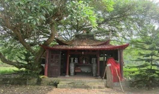 Lăng Đa Bút nơi chôn cất bà Ngọc Diễm