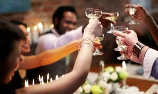 Tuyệt chiêu hay giúp giải rượu nhanh và hiệu quả