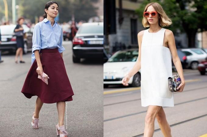Cách chọn trang phục chuẩn theo từng dáng người
