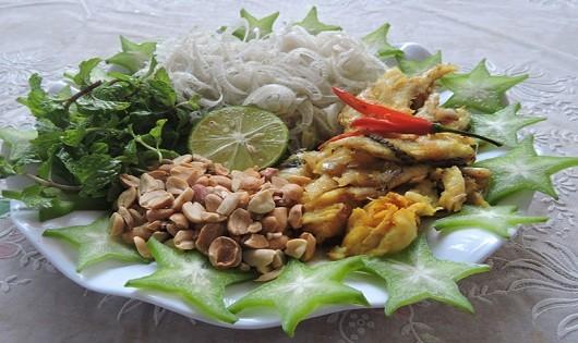 Hương vị quê hương: Cá tràu bóp chuối cây