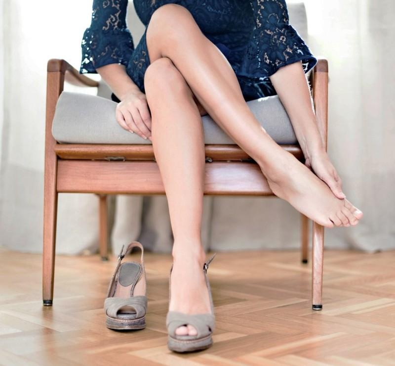 Nhớ hãy dành ra một phút để co dũi chân. Bạn sẽ thầm cảm ơn bản thân với thói quen này đấy.