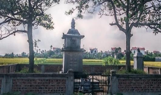 Lăng mộ Bà Bổi Lạng
