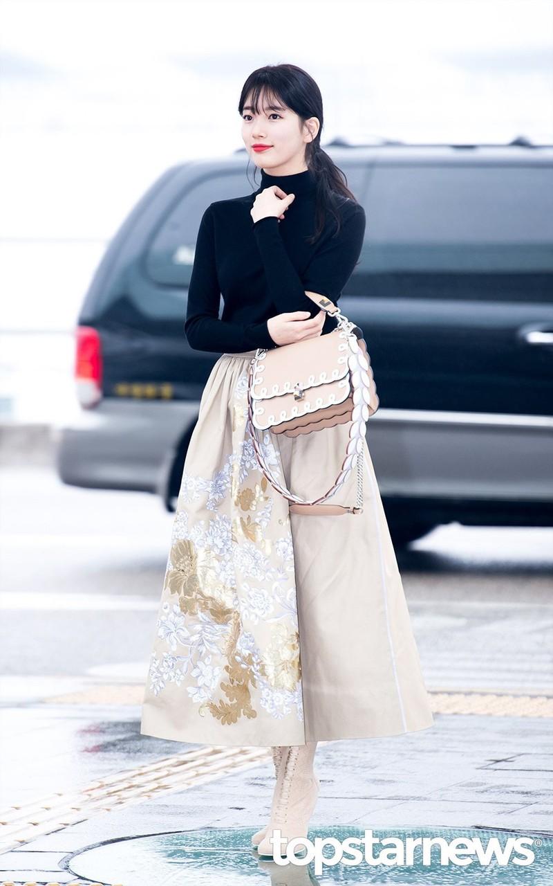 Yeu Lee Min Ho, 'tinh dau quoc dan' Suzy ngay cang quyen ru hinh anh 3