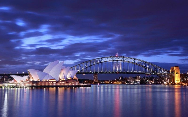Ghe tham Sydney - kinh do anh sang cua Australia hinh anh 4