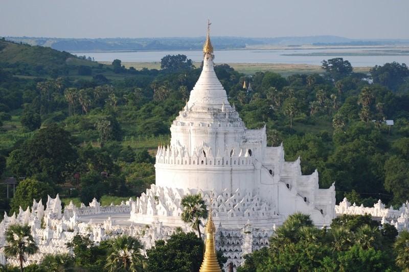 Nhung ngoi chua linh thieng cua Myanmar hinh anh 9