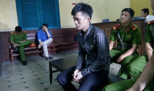 Bị cáo Hoàng bị tòa tuyên mức án tử hình