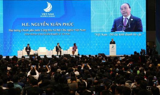 Thủ tướng Chính phủ phát biểu tại Hội nghị
