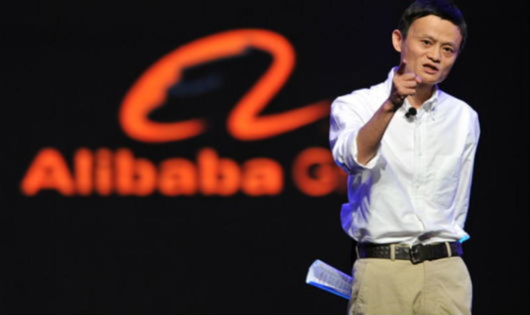 Câu chuyện của tỷ phú Jack Ma