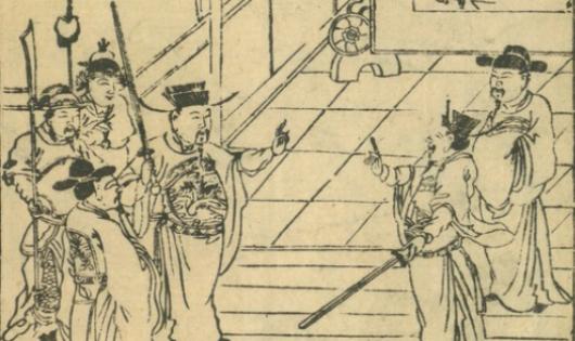 Viên Thiệu, Tôn Kiên giành ngọc tỷ. Cái chết của Tôn Kiên trong tiểu thuyết được gắn cho mưu đồ của Viên Thiệu, nhưng Thiệu gần như vô can trong chuyện này