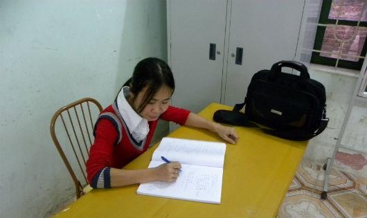 Cô giáo Nguyễn Thanh Giang