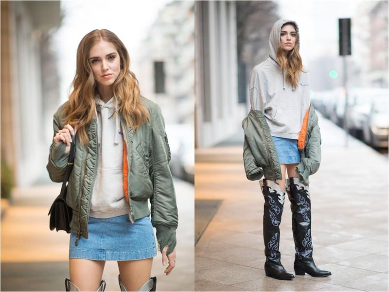 Elle Style Calender - áo hoodie