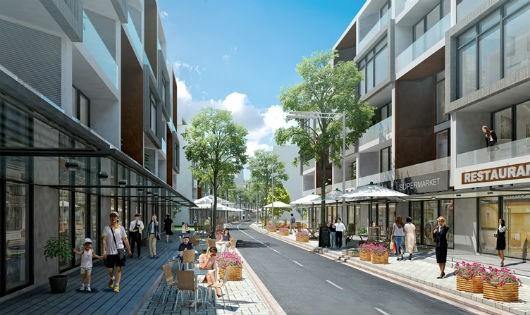 Không gian sống tiện nghi, hiện đại của FLC Lux City Quy Nhơn