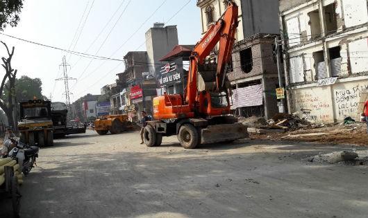 Nhiều hộ dân kêu cứu khi bị thu hồi đất làm Dự án