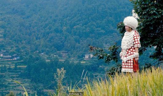 Diện tích Quý Châu phần lớn toàn là đồi núi
