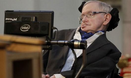 Giáo sư Hawking