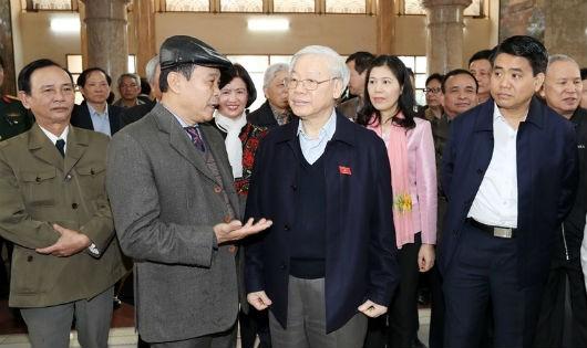 Tổng Bí thư Nguyễn Phú Trọng: Không phải kỷ luật nhiều là thành công
