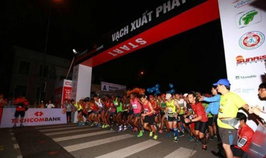 Chương trình Techcombank Ho Chi Minh City Marathon