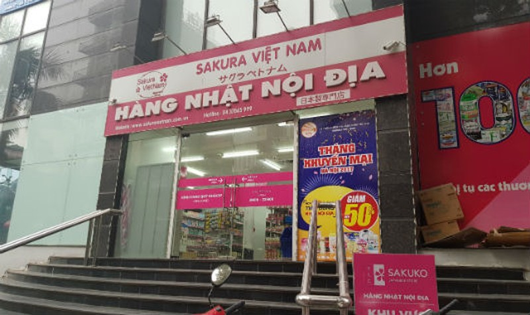 """Siêu thị Sakura Việt Nam sai phạm: Đại diện Sakura Việt Nam khoe """"chưa từng bị lập biên bản""""!"""