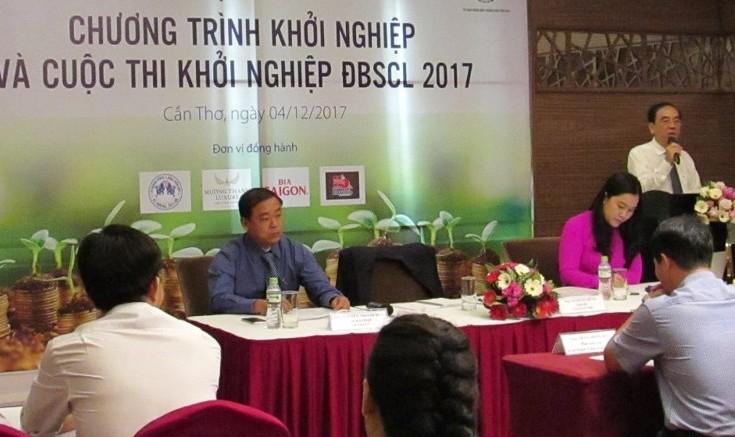 'Bước đệm' tốt cho hoạt động khởi nghiệp ở Đồng bằng sông Cửu Long