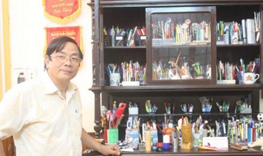 2.500 cây bút từ khắp phương trời hội tụ trong bộ sưu tập của ông bác sĩ