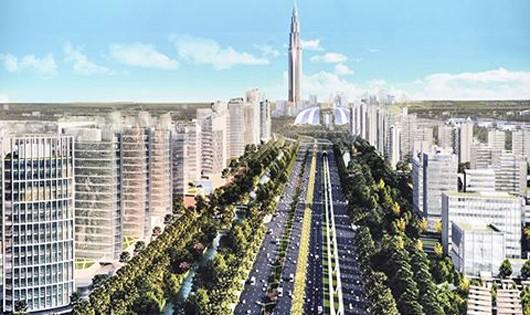 Hà Nội khởi công Thành phố thông minh trong quý I/2018