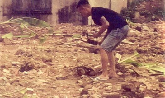 Xã La Phù (Hoài Đức, Hà Nội): Cần xử lý nghiêm vụ phá vườn chuối, chém trọng thương chủ vườn