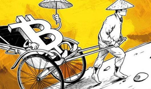 """Bitcoin tăng giá: """"Phép lạ"""" tài chính hay """"bong bóng"""" khổng lồ?"""