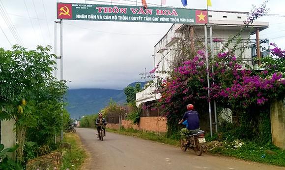 Huy động gần 9.600 tỷ đồng để xây dựng nông thôn mới ở Lâm Đồng