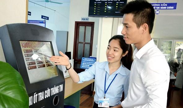 Bình Thuận đặt chỉ tiêu giải quyết TTHC đạt trên 85% vào năm 2018