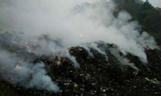 Yên Bái: Dân khổ vì rác thải xử lý sai quy chuẩn