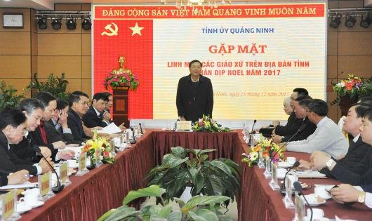 Quảng Ninh: Ưu tiên đặt nguyện vọng của giáo dân lên hàng đầu