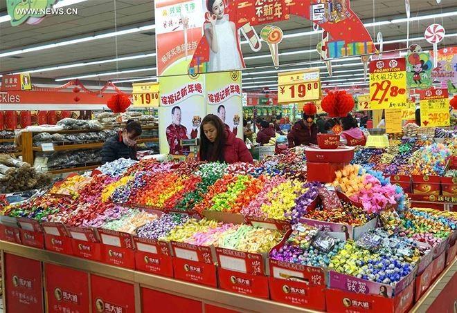 Hà Nội: Lượng hàng hóa phục vụ Tết khoảng 26 ngàn tỷ đồng