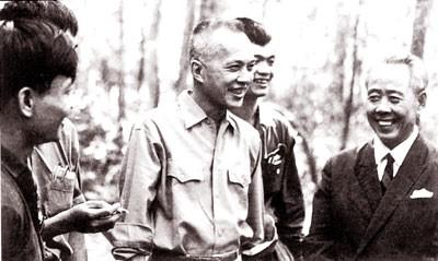 Cố Luật sư Nguyễn Hữu Thọ
