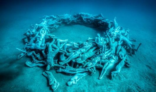Museo Atlántico - Bảo tàng kỳ bí dưới lòng đại dương