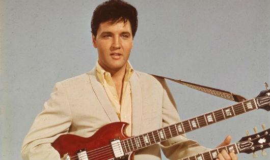 Thảm kịch sau ánh hào quang của ông Vua nhạc rock 'n' roll Presley