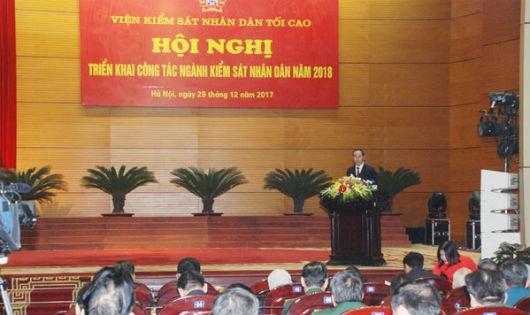 Chủ tịch nước Trần Đại Quang: Nâng cao chất lượng của kiểm sát viên tại phiên tòa