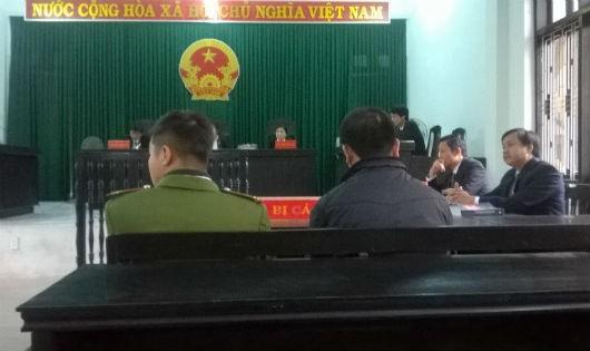 Bị cáo bị tuyên mức án 12 năm tù