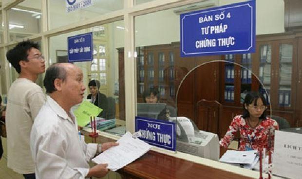 Hà Nội tiếp tục đề xuất cho công chức tư pháp xã được chứng thực