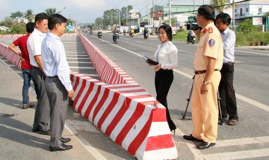 Xóa 'điểm đen' tiềm ẩn tai nạn giao thông ở Cần Thơ