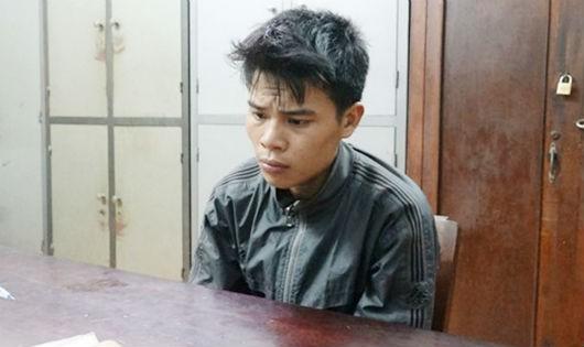 Đối tượng Trần Văn La tại cơ quan điều tra