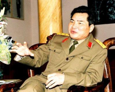 Trung tướng Phạm Xuân Thệ.