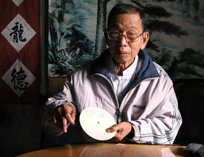 Lương y Nguyễn Khánh và tấm la bàn châm cứu tự chế độc đáo